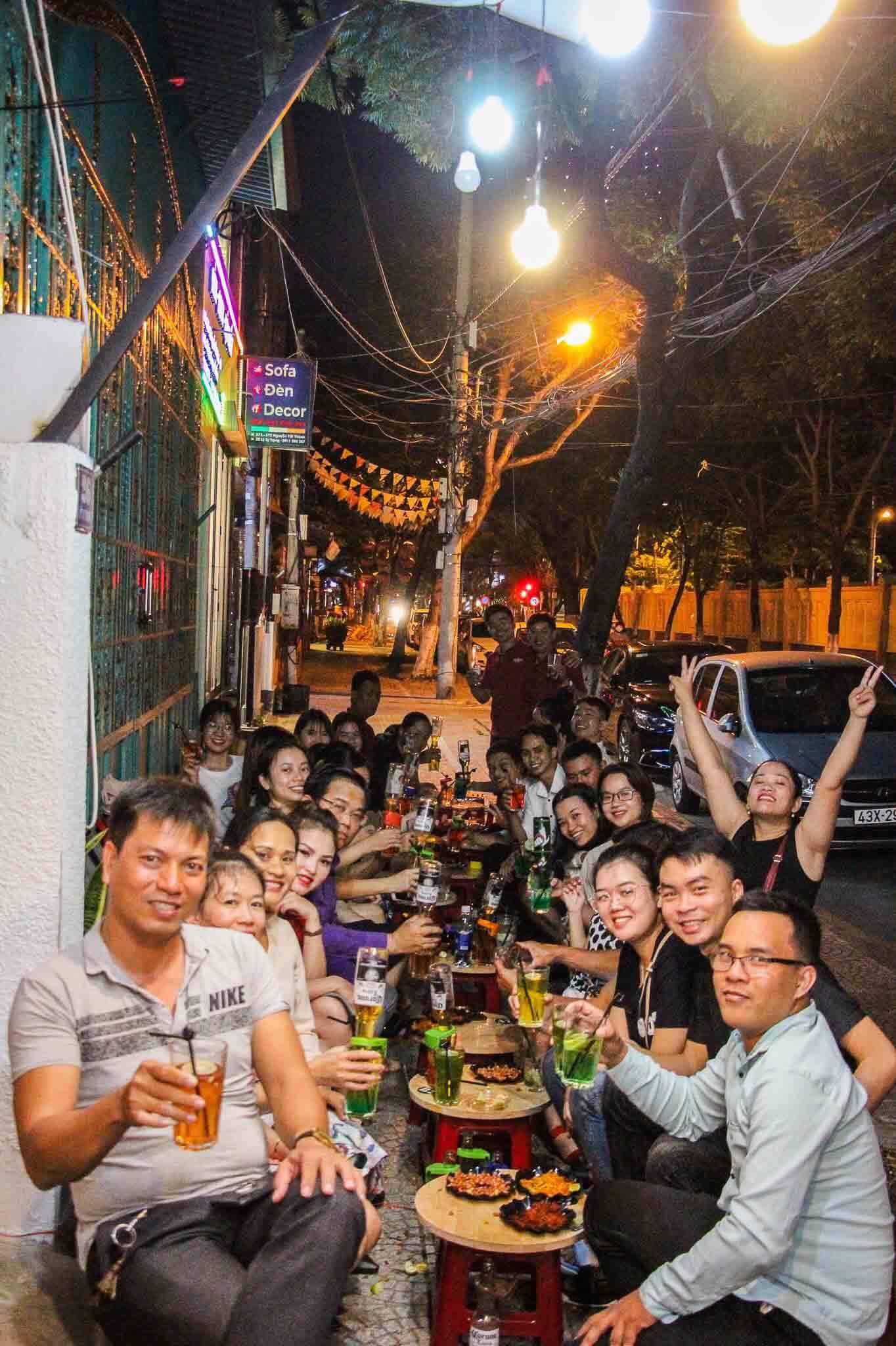cơm cháy chà bông Quốc Vinh tại Đà Nẵng
