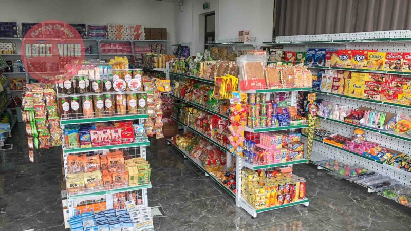 điểm bán cơm cháy chà bông Quốc Vinh tại Thanh Hóa
