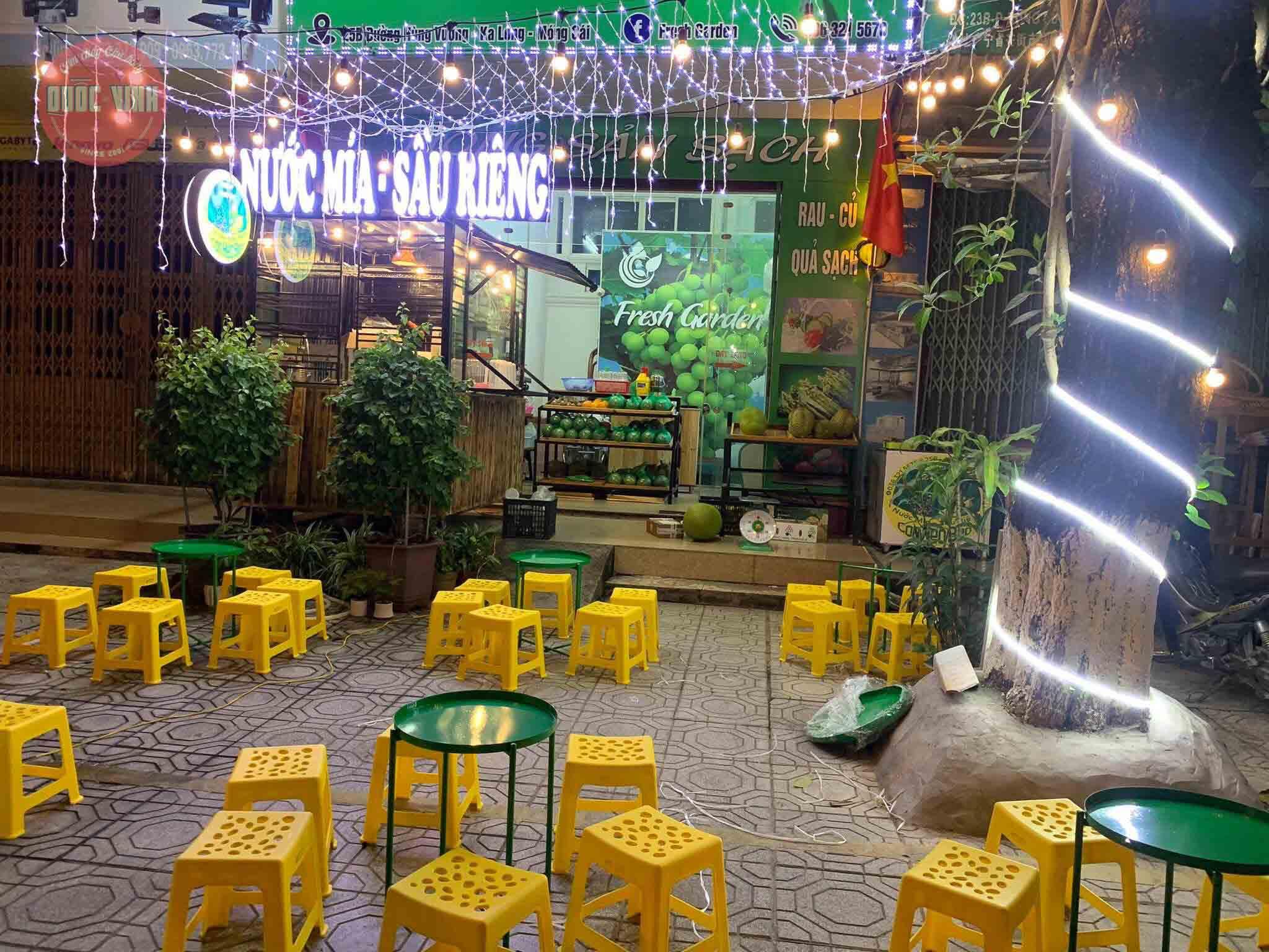 cơm cháy chà bông Quốc Vinh tại Móng Cái, Quảng Ninh